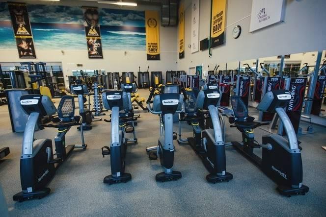 Спортивное оборудование для тренажерных залов